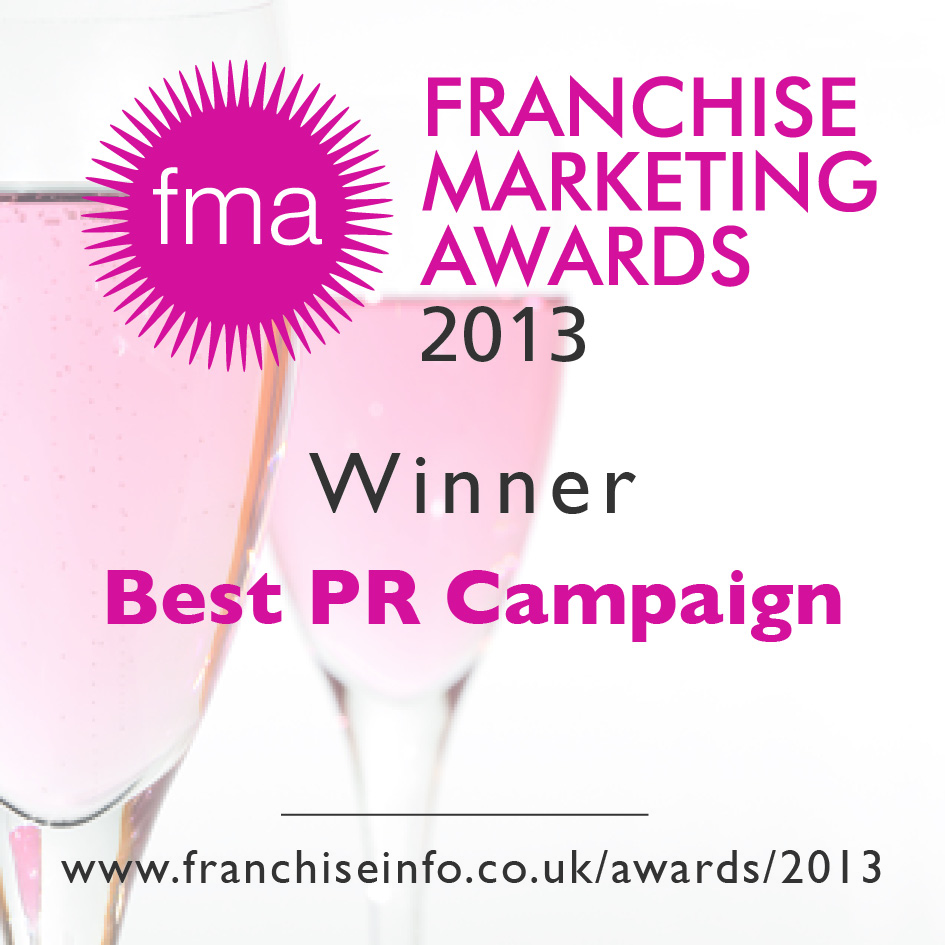 Franchise Marketing award