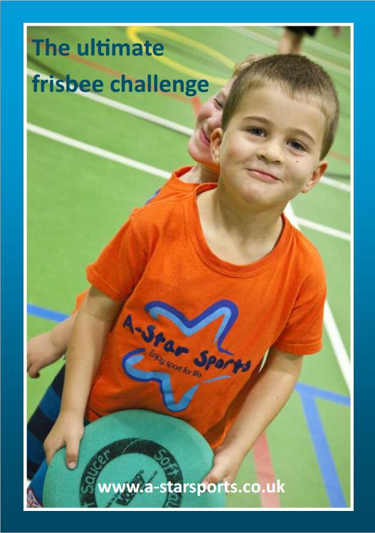 Ultimate Frisbee Challenge