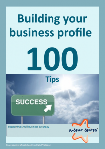 Building Your Business Profile ebook