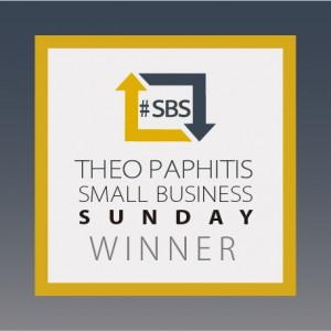 Theo Paphitis award