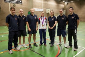 Chester team